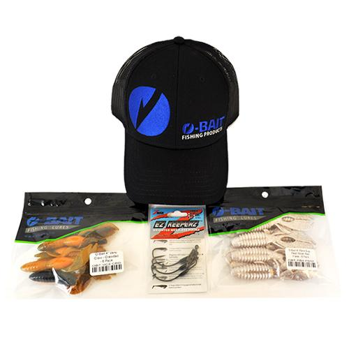 O-Bait FD 4 Piece Assortment Sets & Bundles