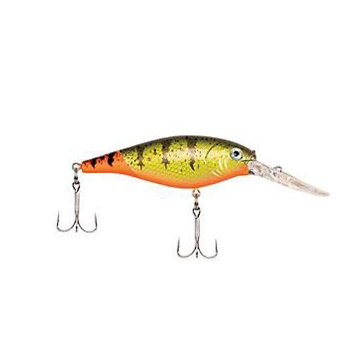 Berkley Flicker Shad - 7 cm Firetail Hot Perch Hard Baits