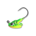Northland Tackle Stand-Up FireBall Jigs - 6pk 1/8 / Firetiger Hard Baits