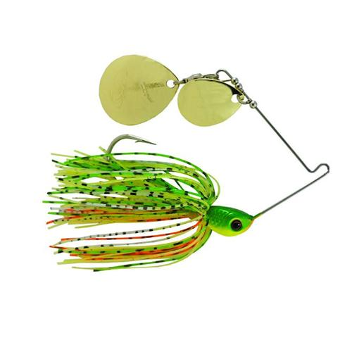 Luck-E-Strike Jimmy Houston Legends Colorado Spinnerbait Firetiger Hard Baits