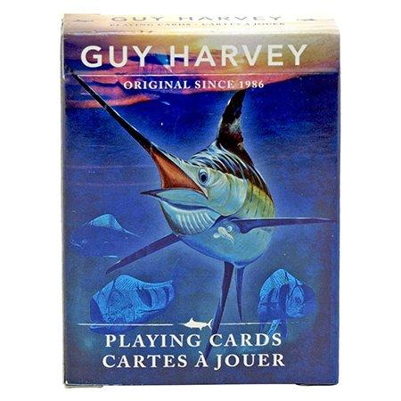 River's Edge Guy Harvey Playing Cards