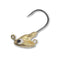 Northland Tackle Stand-Up FireBall Jigs - 6pk 1/8 / Gold Hard Baits