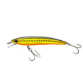 "Yo-Zuri Pins Minnow Sinking Gold Black / 2"" Hard Baits"
