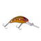 Walleye Nation Creations Boogie Shad Gold Digger Hard Baits
