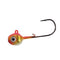 Mission Tackle Walleye Slayer Jig 1/8 oz / Gold Holo/Pink Hard Baits