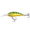 Ice Hole Tackle BB Rattler Spoon 3/8 oz / Gold Perch Hard Baits
