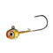 Mission Tackle Walleye Slayer Jig 1/8 oz / Gold Shiner Holo Hard Baits