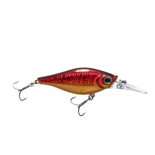 Walleye Nation Creations Shaky Shad 7 / Golden Rootbeer Hard Baits