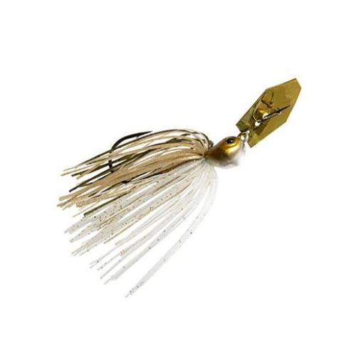 Z-Man ChatterBait Jack Hammer 3/8 oz / Golden Shiner Hard Baits