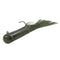 "Northland Tackle Mimic Minnow Tuff Tube 3.5"" - Green Pumpkin Soft Baits"