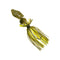 Z-Man ChatterBait Freedom CFL 3/8 oz / Green Pumpkintreuse Hard Baits