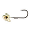 Z-Man Finesse EyeZ Jigheads 1/0 Hook - 3pk 1/12 oz / Greenback Hard Baits