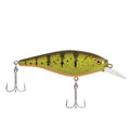 Berkley Flicker Shad Shallow - 7 cm HD Yellow Perch Hard Baits