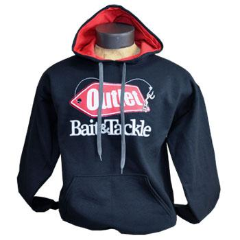 Outlet Bait Signature Hoodie Large Accessories
