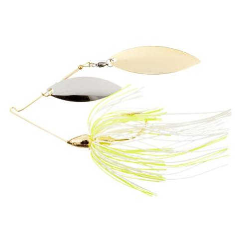War Eagle Gold Double Willow Spinnerbaits