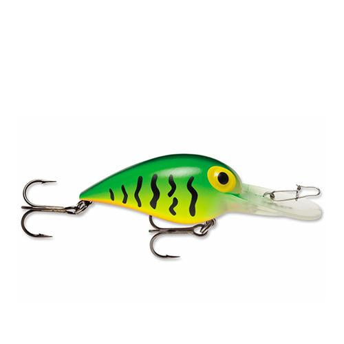 Storm Original Wiggle Wart Hot Tiger Hard Baits