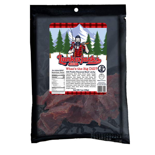 Lunkerjacks Beef Jerky - What's the Big Dill? Accessories