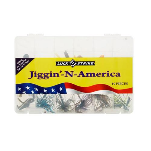 Luck-E-Strike Jiggin' America Kit Jig