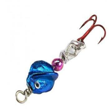 Lindy 360 Jig 1/8 oz - Metallic Blue