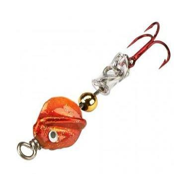 Lindy 360 Jig 3/8 oz / Orange Frost