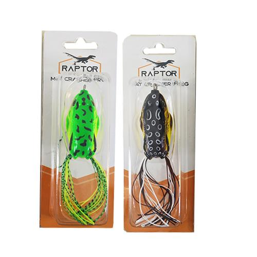 Raptor Lures Mat Crasher Frog Sets & Bundles