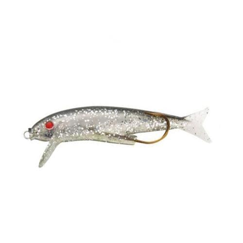 Snag Proof Mini-Minnow - Black Soft Baits