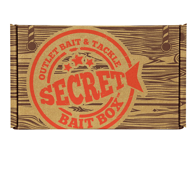 Secret Bait Box 12 Month Subscription