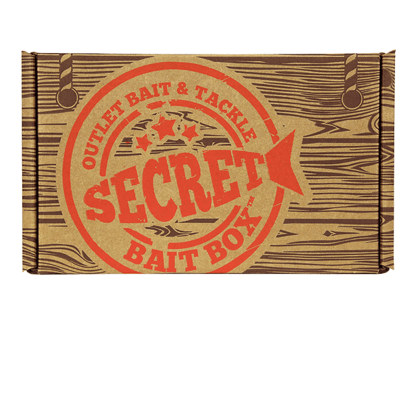 Secret Bait Box 1 Month Subscription Shop By Brand,Most Popular