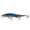 Ice Hole Tackle BB Rattler Spoon 3/8 oz / Natural Shad Hard Baits