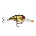 Storm Original Wiggle Wart Naturistic Green Crawfish Hard Baits