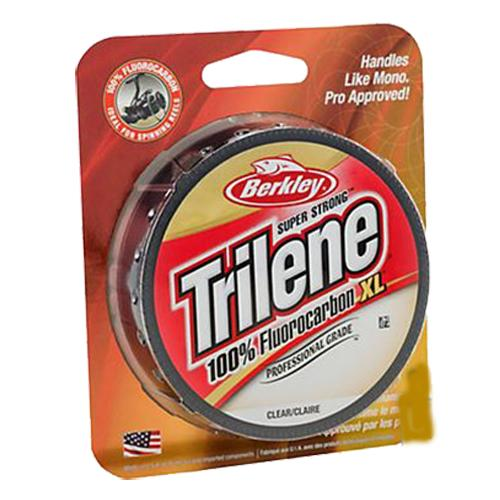 Berkley Trilene 100% Fluorocarbon XL - 200yds 8 Fishing Line