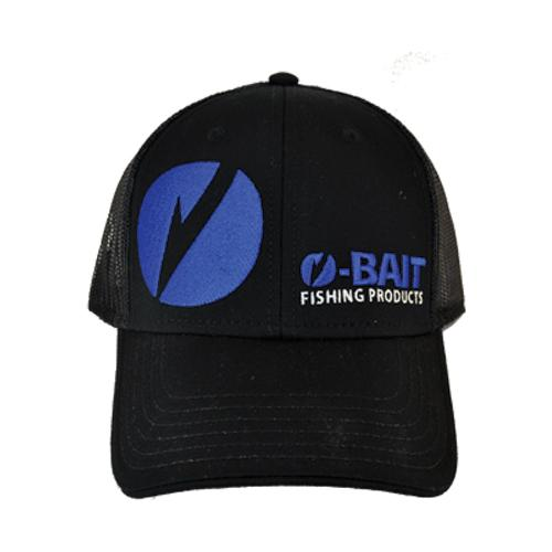 Outlet Bait O-BAIT Black Baseball Cap