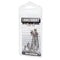 Lunkerhunt Offset Worm Hooks - 8 Pack 3/0 Terminal Tackle