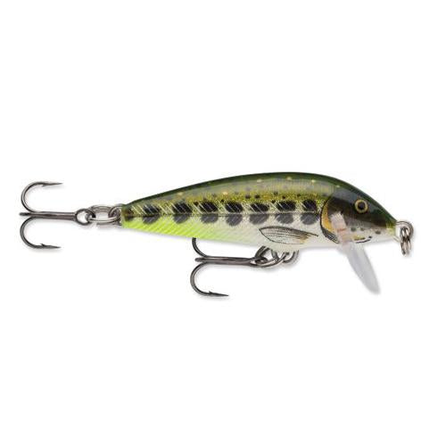Rapala CountDown 05 / Olive Green Muddler Hard Baits