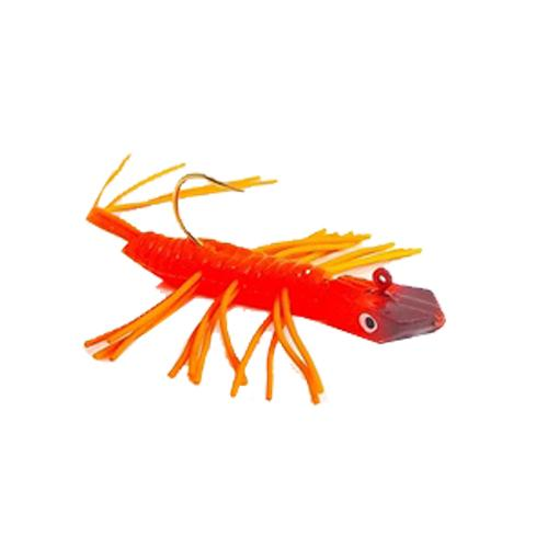 Gapen's Ugly Bug 1/4 oz / Orange Hard Baits