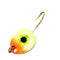 JB Lures Gem-N-Eye Jig Gold Back - 2 Pack