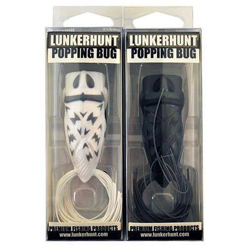 Lunkerhunt Popping Bug 2 Piece Assortment Sets & Bundles