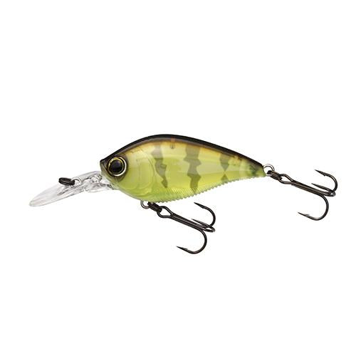 Yo-Zuri 3DB 1.5 MR Crankbait Prism Chartreuse Perch Hard Baits