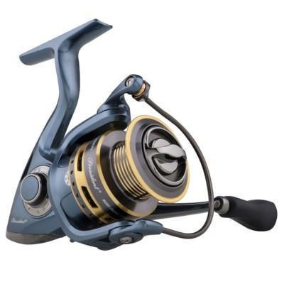Pflueger President Spinning Reel - 35X Rods and Reels