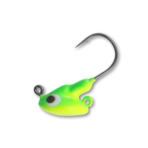 Northland Tackle Stand-Up FireBall Jigs - 6 Pack 1/8 / Parakeet Hard Baits
