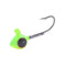 Northland Tackle Bro Bug Jig - 3 Pack 1/72 oz / UV Parakeet Hard Baits