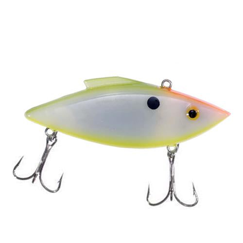 Bill Lewis 1/2 oz Rat-L-Trap Parrot Hard Baits