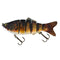 Musky Armor Kandy Swimbait Perch Hard Baits