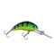 Walleye Nation Creations Boogie Shad Perch Hard Baits