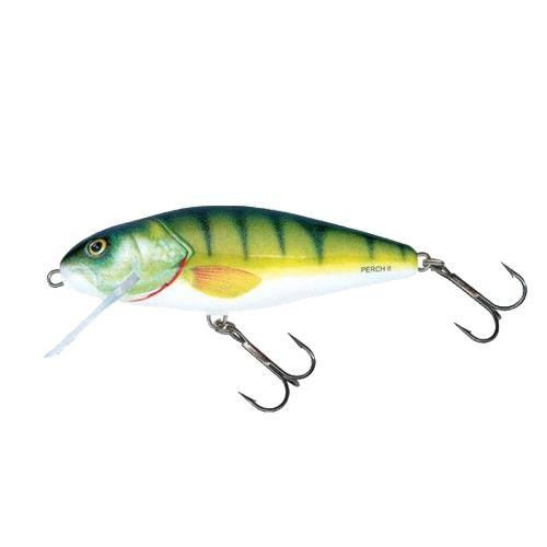 "Salmo 3-1/8"" oz Super Deep Runner - Perch"