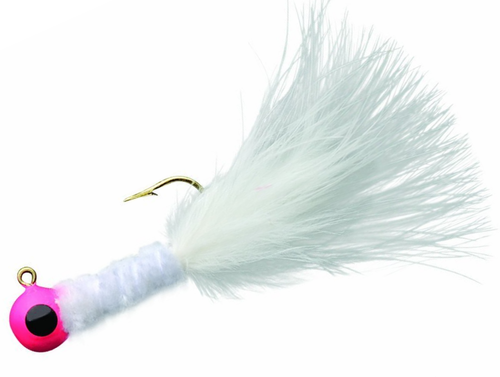 Eagle Claw Laker Marabou Jig - 10 Pack