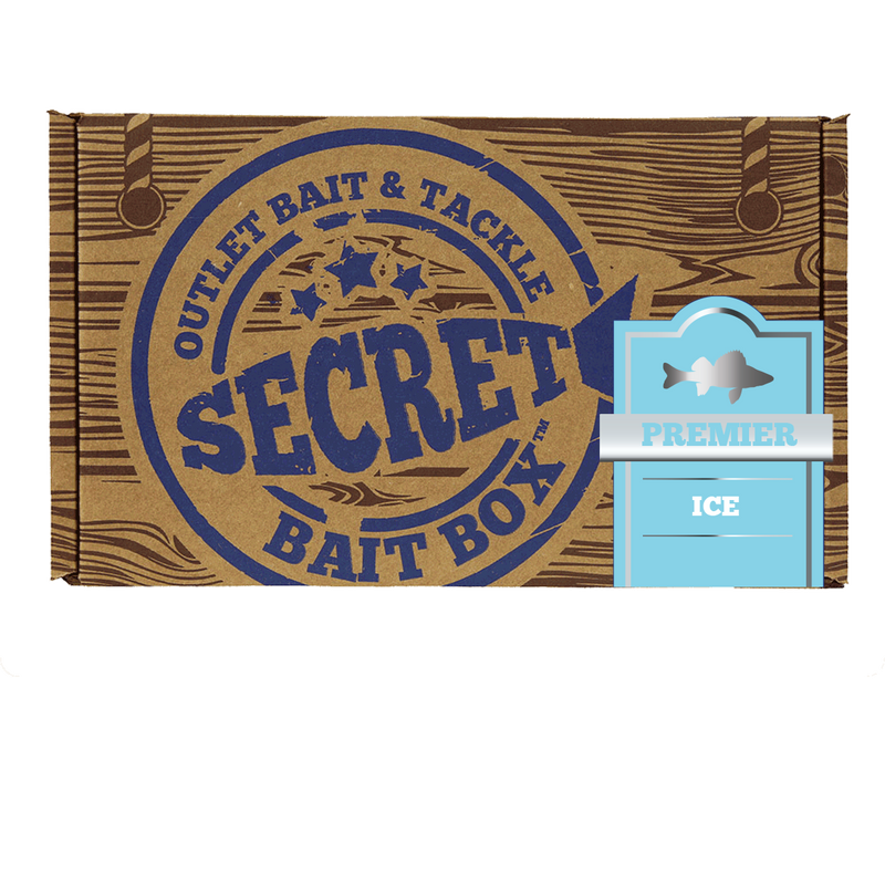 Secret Bait Box Ice Premier 1 Month Subscription Secret Bait Box