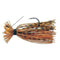 Terminator Finesse Jig 1/4 oz / Pumpkin Orange Hard Baits