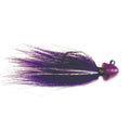 Kalin's Hot Hair Jig - Walleye 3/8 oz / Purple Hard Baits