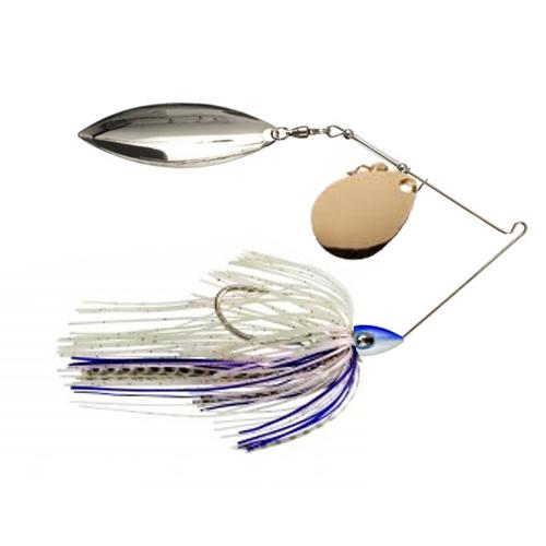 War Eagle Extreme Trokar Tandem Willow Spinnerbait